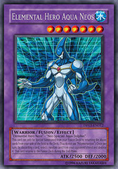 Elemental Hero Aqua Neos - DP03-EN012 - Rare - 1st Edition