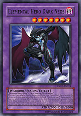 Elemental Hero Dark Neos - DP03-EN014 - Super Rare - 1st Edition