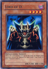 Lord of D. - RP01-EN086 - Rare - Unlimited Edition
