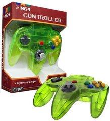 Accessory: Controller Cirka Cyanine Green N64