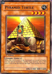 Pyramid Turtle - SD2-EN005 - Common - 1st Edition on Channel Fireball