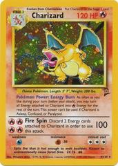 Charizard - 4/130 - Holo Rare - Unlimited Edition