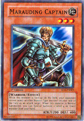 Marauding Captain - SD5-EN009 - Common - 1st Edition