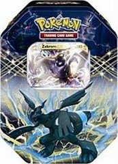 2012 Black/White EX Collectors Tin Zekrom