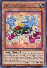 Block Spider - NECH-EN003 - Common - 1st Edition