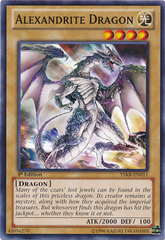 Alexandrite Dragon - YSKR-EN011 - Common - Unlimited Edition