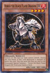 Horus the Black Flame Dragon LV4 - YSKR-EN019 - Common - Unlimited Edition