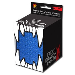 Elder Dragon Hoard Single Deck Box Blue