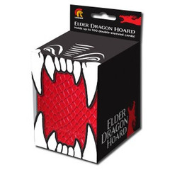 Elder Dragon Hoard Single Deck Box Red