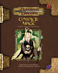 Dungeons & dragons - Complete Mage