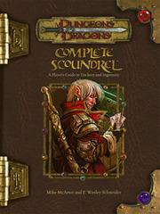 D&D Complete Scoundrel 3.5 HC