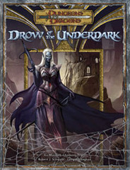 D&D Drow of the Underdark 3.5 HC