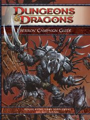 4th Edition Eberron Campaign Guide