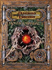 D&D Monster Manual II 3.0 HC
