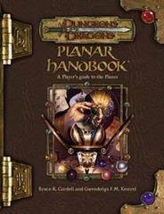 D&D Planar Handbook 3.5E HC