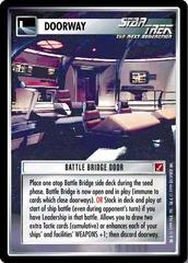 Battle Bridge Door