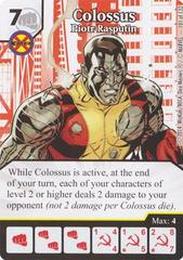 Colossus - Piotr Rasputin (Die & Card Combo)