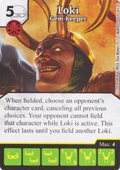 Loki - Gem-Keeper (Die & Card Combo)
