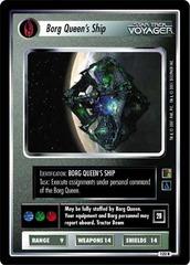 Borg Queen's Ship