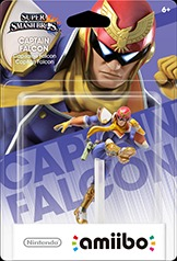 Captain Falcon (Super Smash Bros.)