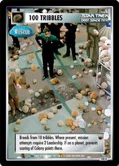 100 Tribbles (rescue)