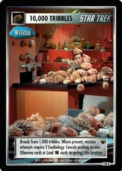 10,000 Tribbles (rescue)