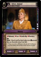 Winn Adami, Kai of Bajor