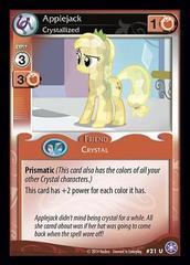 Applejack, Crystallized - F11