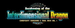 G-TD01 - Awakening of the Interdimensional Dragon Trial Deck