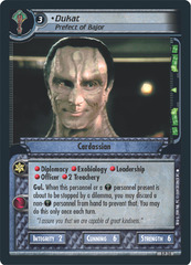 Dukat, Prefect of Bajor