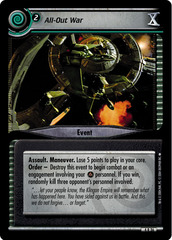 All-Out War - Foil
