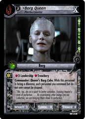 Borg Queen, Perfectionist