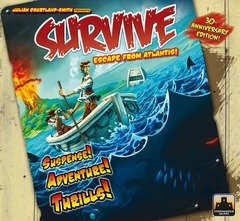 Survive: Escape from Atlantis!