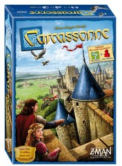 Carcassonne: New Edition