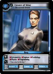 Seven of Nine, Reclaimed Drone - Archive Portrait Foil