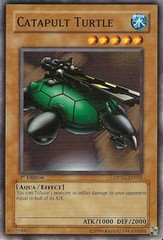 Catapult Turtle - DPYG-EN006 - Common - 1st Edition on Channel Fireball