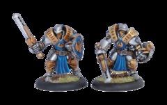Cygnar Sword Knights Unit PIP 31106 (Metal)