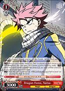 Dragon Force, Natsu - FT/EN-S02-052 - RR