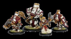 The Protectorate Of Menoth Battlegroup