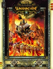 Forces Of Warmachine Protectorate Of Menoth Sc