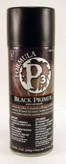 P3 Black Spray Primer pip93111