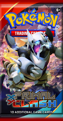 XY Primal Clash Booster Pack