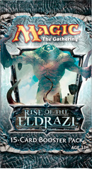Rise of the Eldrazi Booster Pack on Channel Fireball
