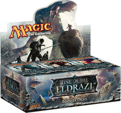 Rise of the Eldrazi Booster Box on Channel Fireball