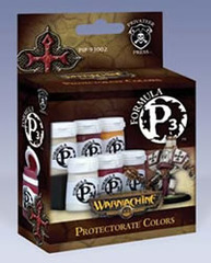Menoth Colors Paint Box