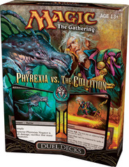 Duel Decks: Phyrexia vs. the Coalition on Channel Fireball