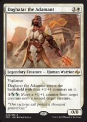 Daghatar the Adamant - Foil