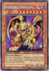 Victory Dragon - JUMP-EN011 - Secret Rare - Promo Edition