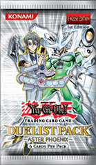 Duelist Pack 5: Aster Phoenix Booster Pack