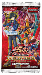 Duelist Pack 9: Yusei Fudo 2 1st Edition Booster Pack on Channel Fireball